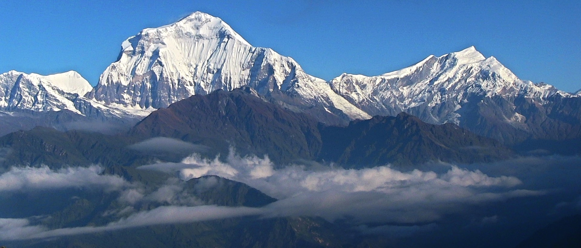 Nepal's mountains BIOFIN