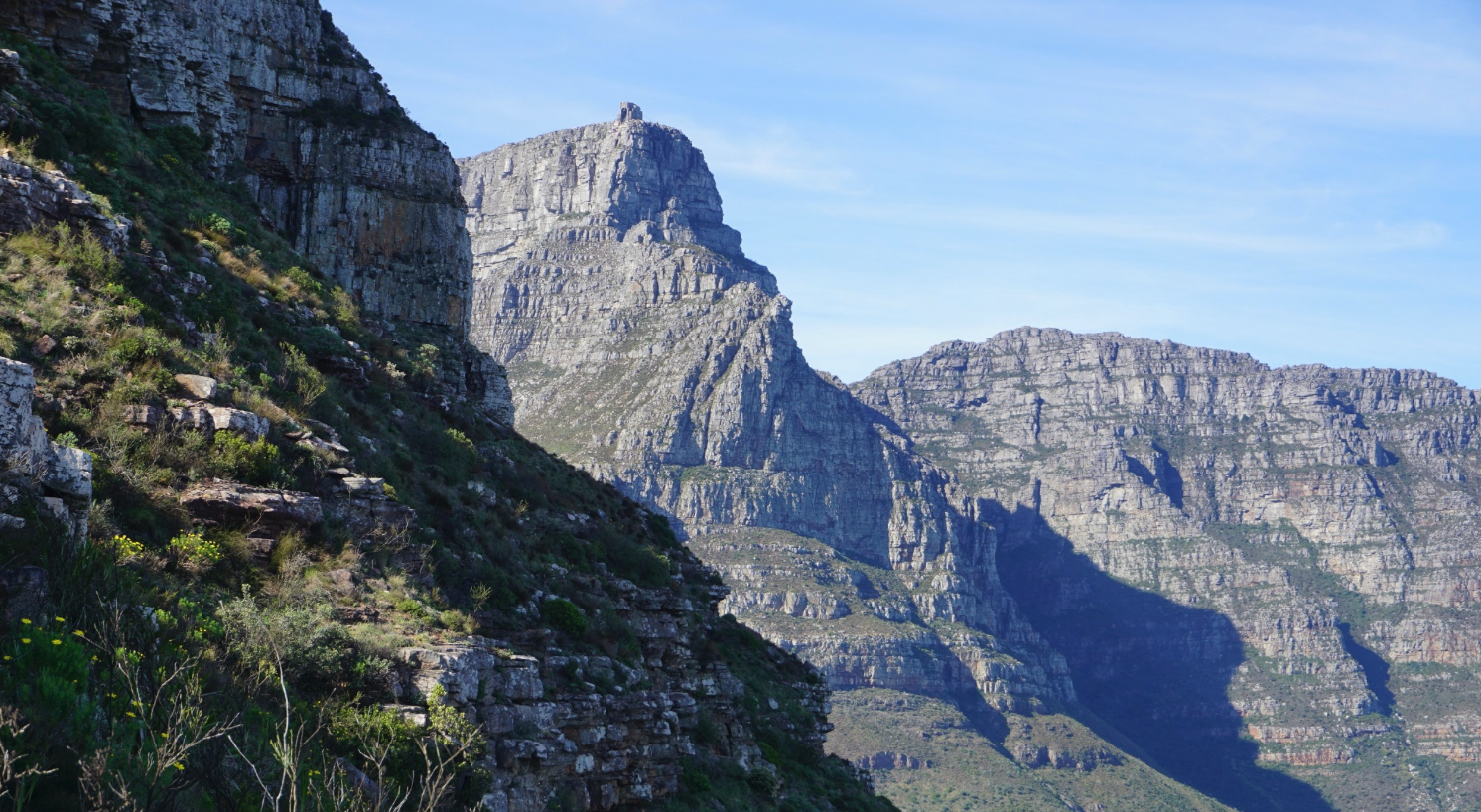 Mountain Capetown South Africa