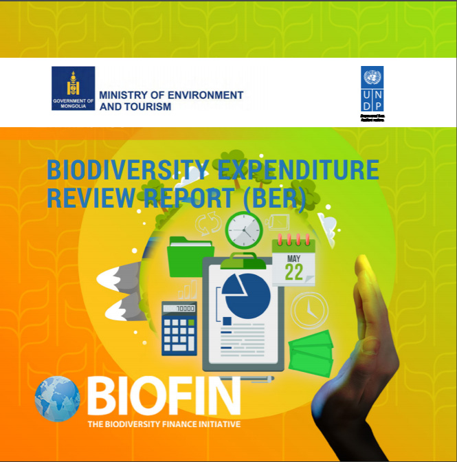 Biodiversity Expenditure Review (BER) Report Mongolia