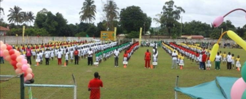 Mozambique school games