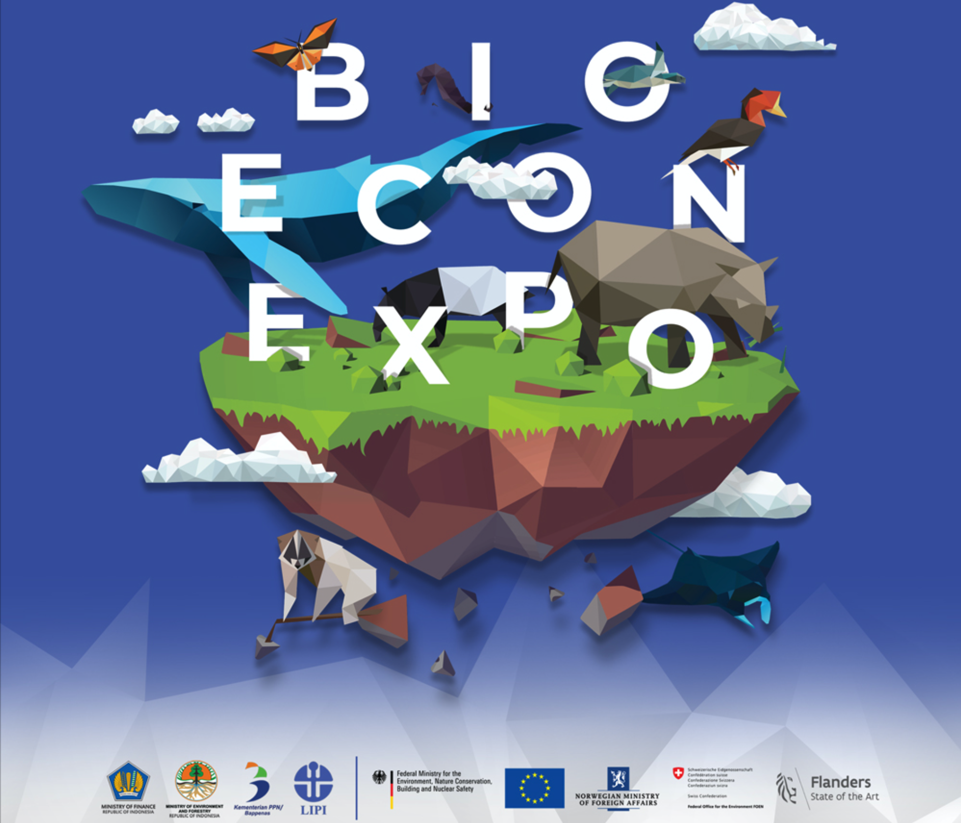 Indonesia bio-econ expo