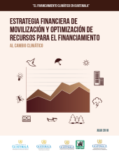 Estrategia financiera, movilización, optimización, recursos para financiamiento, Cambio climático