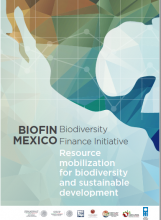BIOFIN Mexico's brochure in English